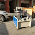 Automatic screen printing machine for stationery ruler