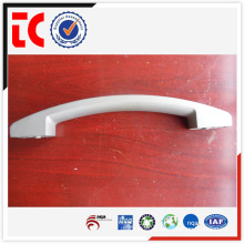 Plated custom made aluminum door handle die casting