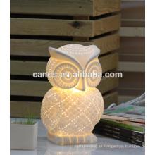 2014 Lámpara de mesa de cerámica lámpara de porcelana de la lámpara de moda