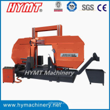GW42150 heavy duty horizontal band saw cutting shearing machine