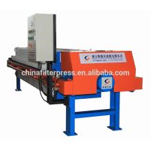 Auto 800 membrane chamber PP filter press