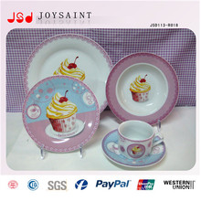 European Fashionable with FDA / BPA Free PS Disposable Porcelain Cheap Bulk Dinner Plates