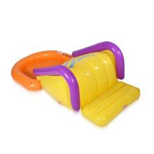Piscina infantil inflável personalizada com escorregador