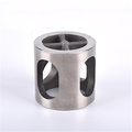 CNC-Bearbeitung Stellit Alloy Valve Cage