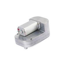 Good quality big torque reducer worm gear motor 24v