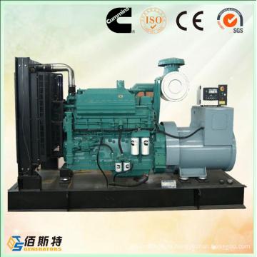Китай 400В 375kVA Резервный источник питания дизельный генератор CUMMINS двигателя