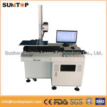 Machine de marquage au laser par panneau de cuisson / machine de marquage laser pour panneau métallique
