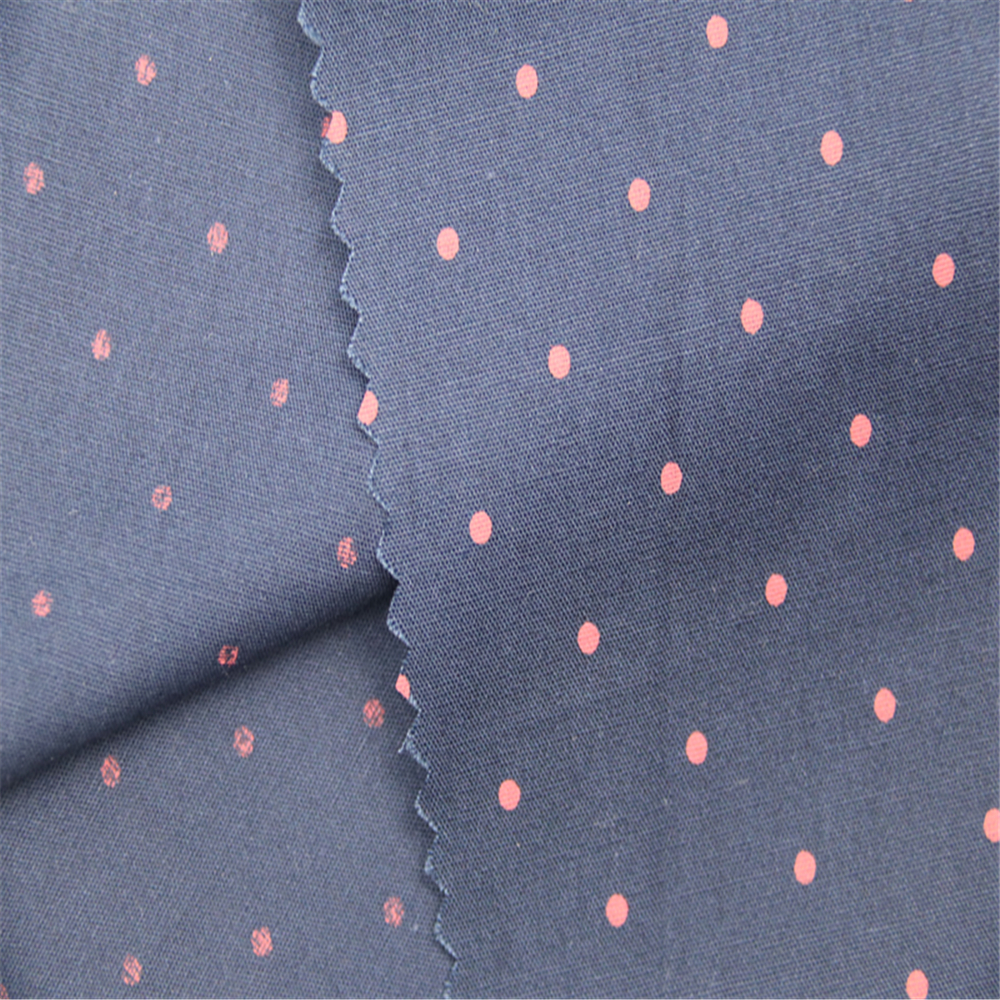 Dot Printed Fabric