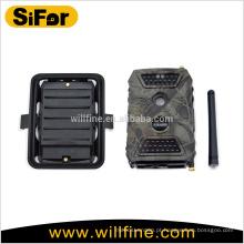 GPRS função 5/8 / 12MP câmera de caça infravermelho passiva sms mms trilha câmera