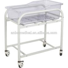 Venta caliente de epoxi de energía recubierta cama de hospital material de hospital