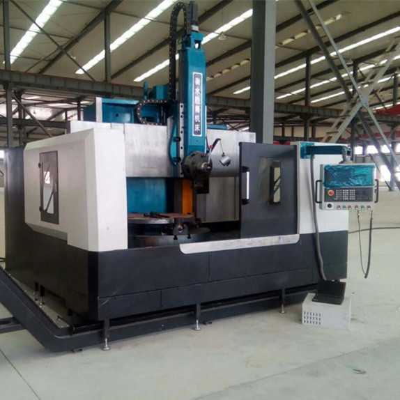 Vertical Lathes Type