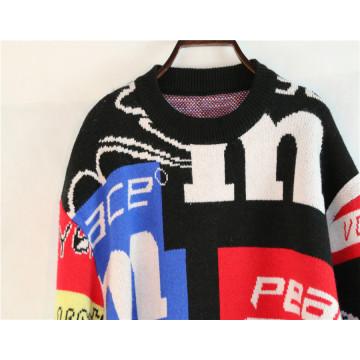 Turtleneck Bottom Pullover Cashmere Sweater