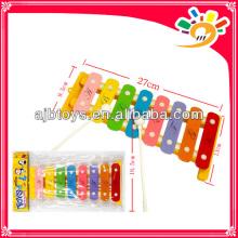 Children Rainbow Knocking Organ Musical Instrument Set Toy For Sale