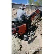 Hot Sale 0.8 Ton Hydraulic Crawler Excavator