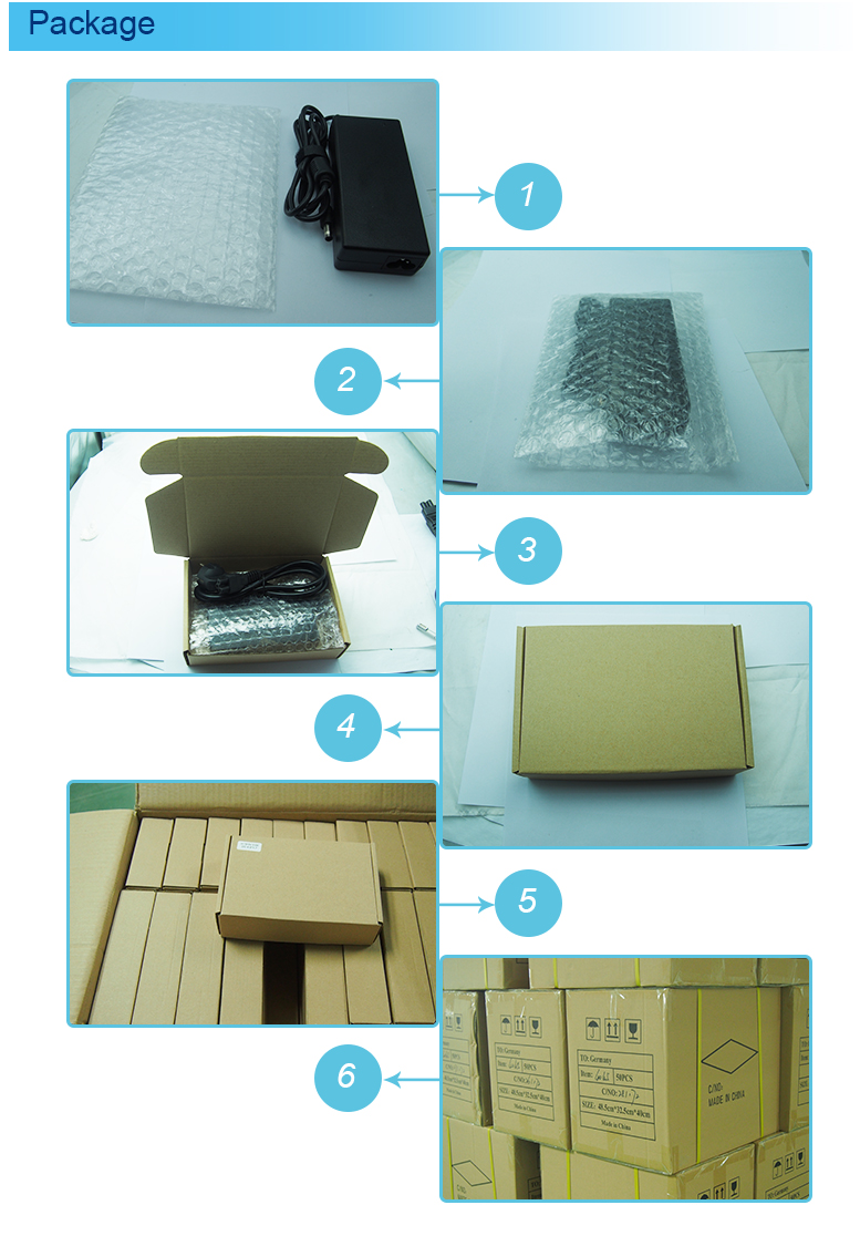 brown box package