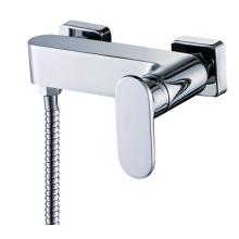 Misturadores modernos do chuveiro do banheiro do punho
