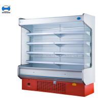 коммерческий холодильный чиллер свежих фруктов