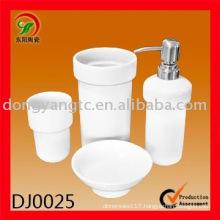Ceramic bathroom accessory