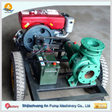 Diesel water turbine pump