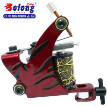 Solong TK105-75 Beginner Tattoo Kit with Tattoo Gun Power Supply Tattoo Kits With Needles