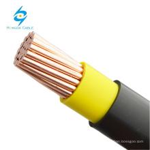 Cable de cobre del PVC del CU de XLPE de la sola base 300mm2 de la alta calidad solo 600volts