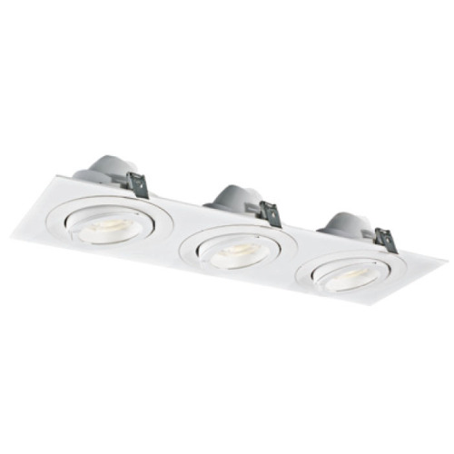 Downlight puissant blanc chaud 30W * 3 LED