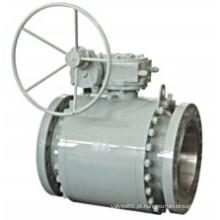 Forjados de aço válvula de esfera flutuante API