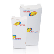 Snack Box Papel Take Away Food Box Recipiente para Alimentos, Bolo Caixas de Embalagem