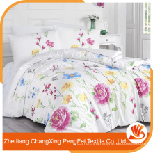 Beautiful design textile material polyester bedding fabric for sale