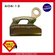 606-12 Para rolhas sintéticas aço componente de 12mm sistema de parada de queda rop agarrar