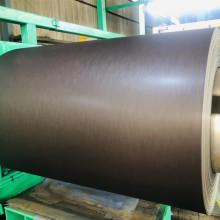 Nouvelle conception PPGI bobine en acier prépeint