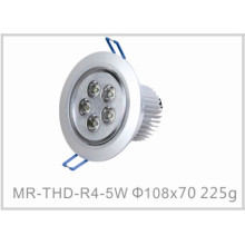 5W High Brightness LED Deckenleuchte