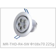 5W высокая Яркость светодиодный Потолочный светильник