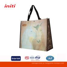 Boa qualidade boa venda sacolas tecidas