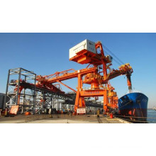 1600t/H Mobile Ship Loader with SGS
