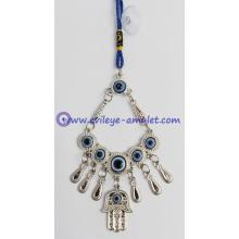 Evil Eye Amulet Hamsa hand Car Hanging Decoration Ornament