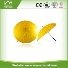 Pessoas de alta qualidade Walking Stick Straight Umbrella