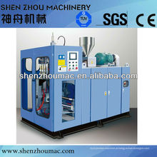 Máquina de moldagem por sopro semi automático