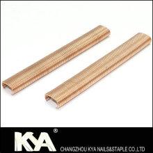 15g100 Anillo de cobre neumático de cobre Staples