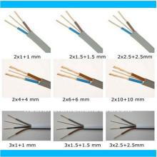 Cable de cable eléctrico Cable de tierra de 10 mm