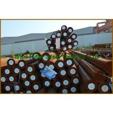Barra de acero al carbono forjado por grado S45c 1045