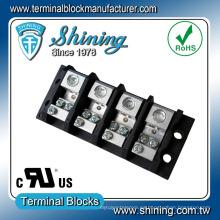 TGP-050-04JSC 3 hilos 600 V 50 Amperios Conector de terminal UL de 4 posiciones