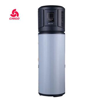 Mais Conveniente e de Alta Eficiência 3kW Casa Usado Tudo em Um Design De Ar para Água Conversor De Bomba De Calor Endossado por Jackie Chan