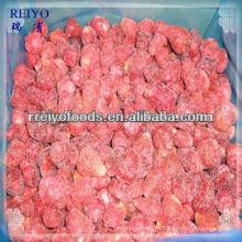 Замороженные продукты клубника