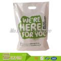 100% neue Jungfrau Material Mais Stärke Kunststoff biologisch abbaubare Einkaufstaschen Großhandel