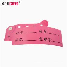 Best quality baby hospital wristband baby id wristband