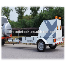 Automatic Falling Weight Deflectometer (FWD) Trailer type & Single point / multi point