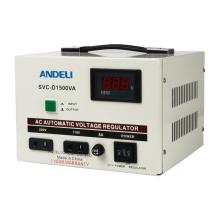 ANDELI SVC-D1500VA Automatic Voltage Stabilizer(LED)
