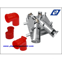 Thick Wall Collapsible Core Pipe Fitting Mould