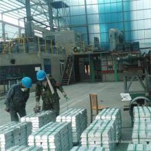 Cheap Silver High Grade Zinc Ingots 99.99% Purity on Stock
